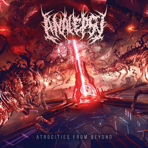 Image of ANALEPSY - Atrocities from Beyond Slipcase CD