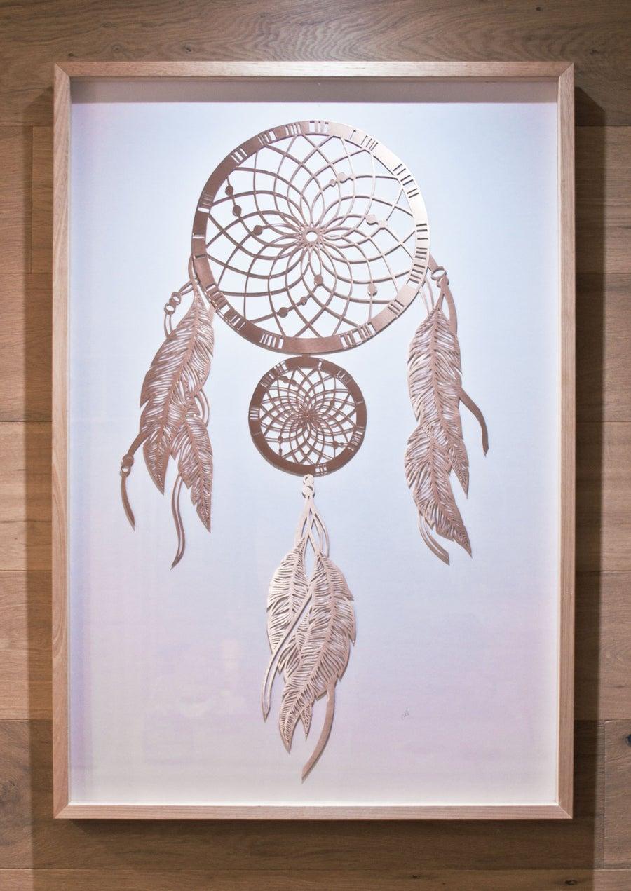 Image of Dreamcatcher - Copper