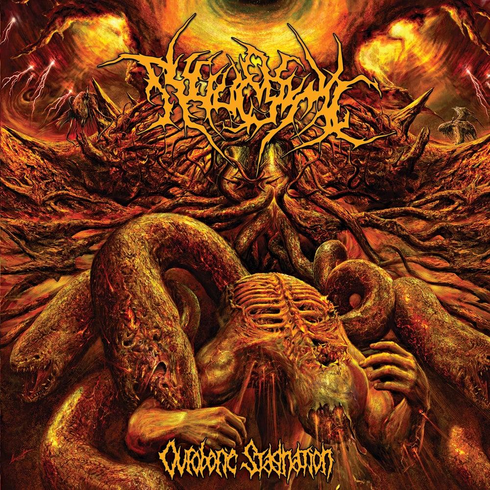Image of NEUROGENIC - Ouroboric Stagnation CD