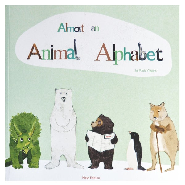 Image of Almost an Animal Alphabet