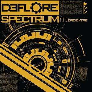 Image of Deflore - Spectrum/Epicentre - Lp+Cd