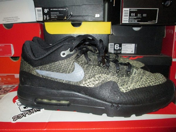"""Air Max 1 Ultra Flyknit """"Neutral Olive"""" - FAMPRICE.COM by 23PENNY"""