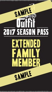 Image of 2017 Chicago Outfit Season Pass