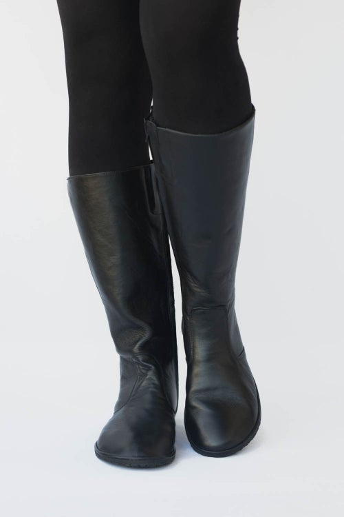 Image of Riding style boots - Vera