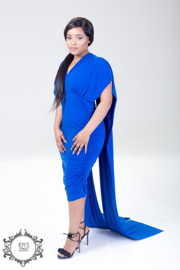 Image of NICKI DRESS