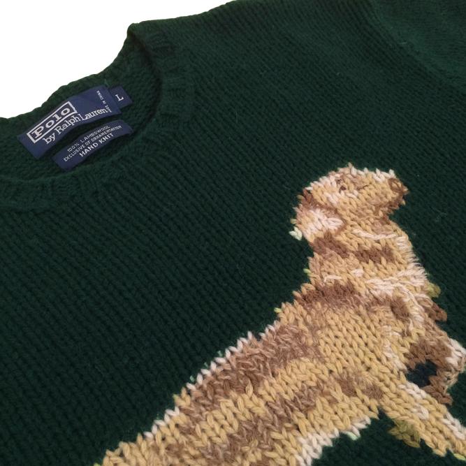 Image of RL '01 Dog Sweater