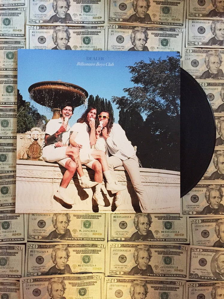 "Image of Dealer - Billionaire Boys Club 12"" Vinyl Record"