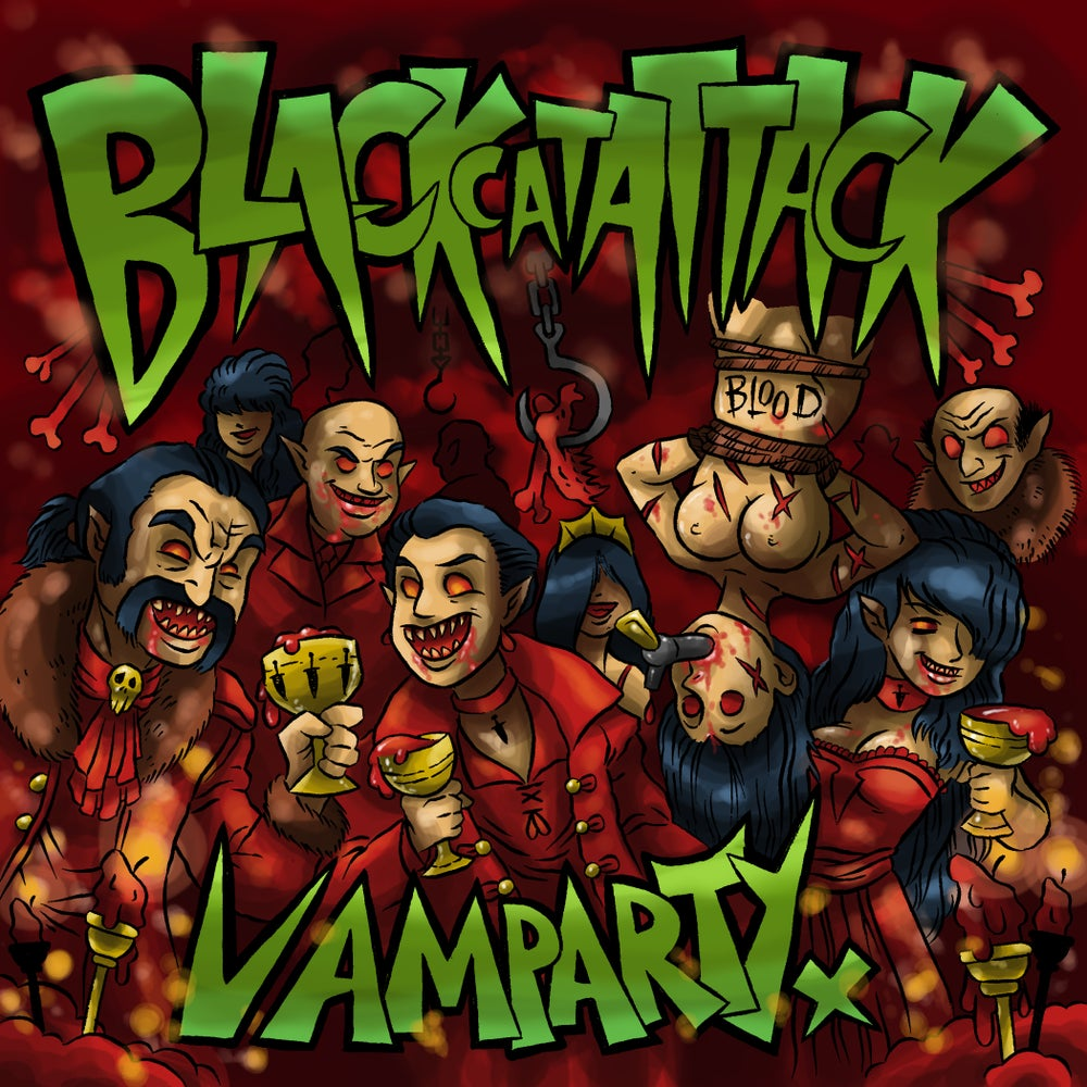 Image of VAMPARTY (2012) EP CD