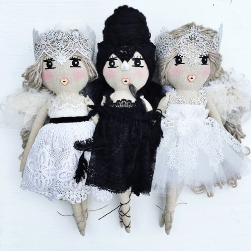 Image of Custom Doll