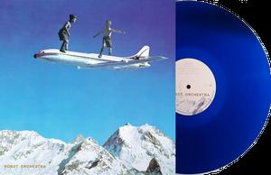 Image of ROBOT ORCHESTRA - BIRTH(S)   LP BLUE TRANSLUCIDE