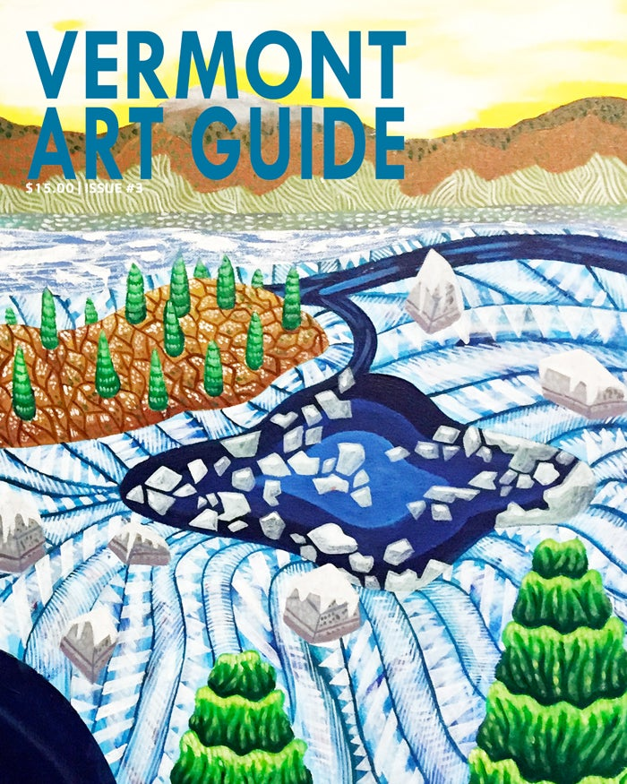 Image of Vermont Art Guide #3