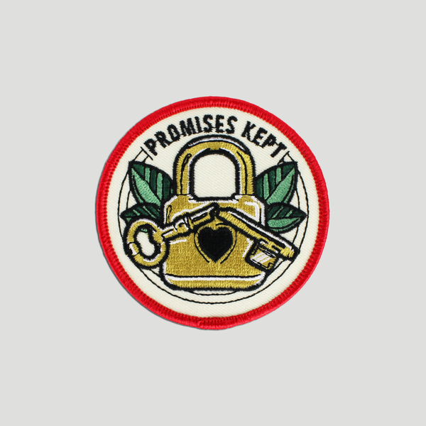 Image of PROMISES KEPT PATCH
