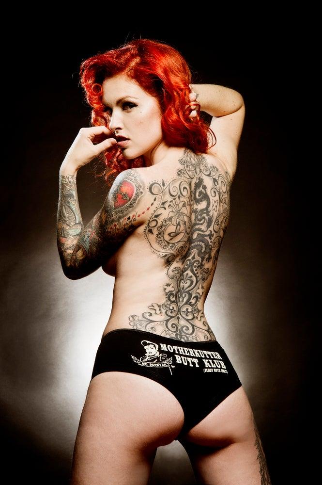 Image of Panties Motherkutter butt Klub