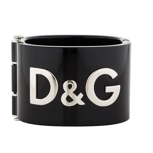 Image of NEW ARRIVAL Dolce & Gabbana Logo Cuff - New In Dustbag