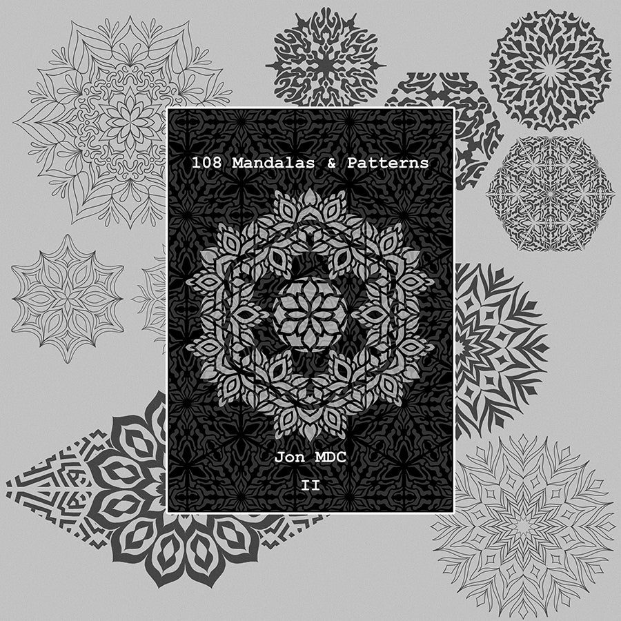 Image of 108 Mandalas & Patterns - II