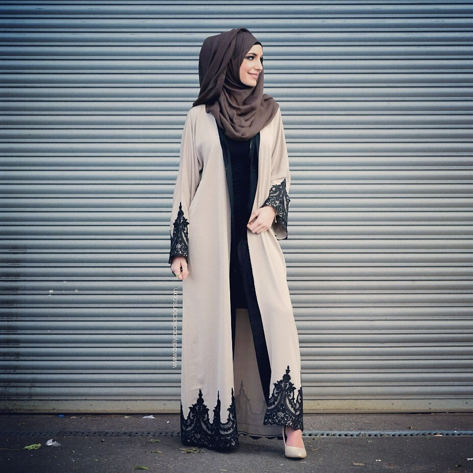 Image of Ready To Dispatch Amal Abaya