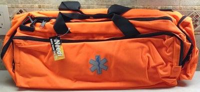 Image of Oxygen O2 Trauma Gear Carry Bag in Orange or Navy Blue
