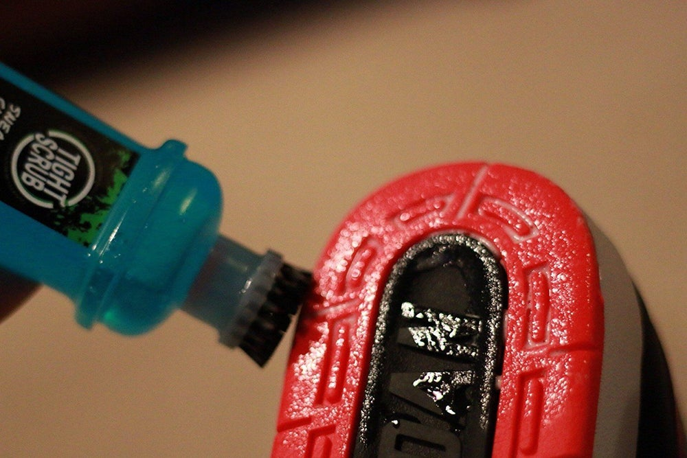 "Image of Brand New ""TIGHTSCRUB"" Sneaker Cleaner Kit"