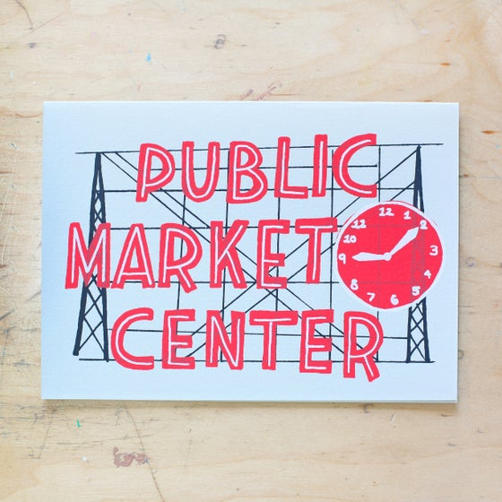 Image of Pike Place Market