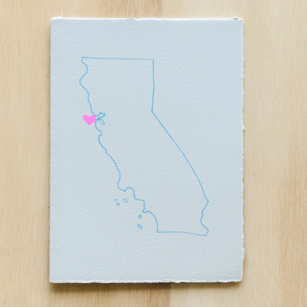 Image of California Map