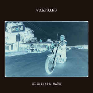 Image of LAST COPY - Wolfgang 'Eliminate Hate' LP (Out-Sider, OSR057)