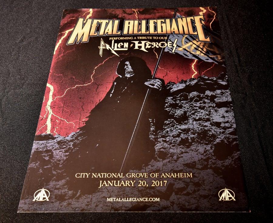 Image of 18x24 Fallen Heroes Show Poster