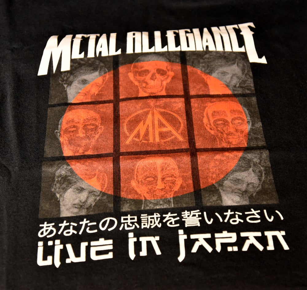 Image of Loudpark Japan T-Shirt. ONLY ONE AVAILABLE!