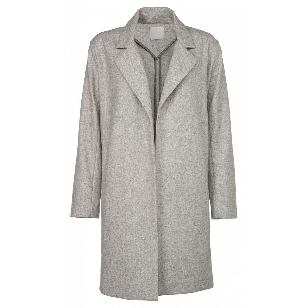 Image of Wool oversized jacket