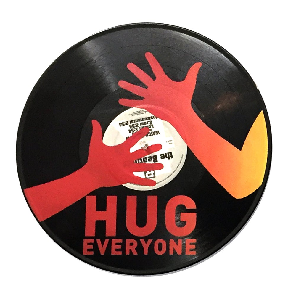 Image of Hug Everyone Wall Art