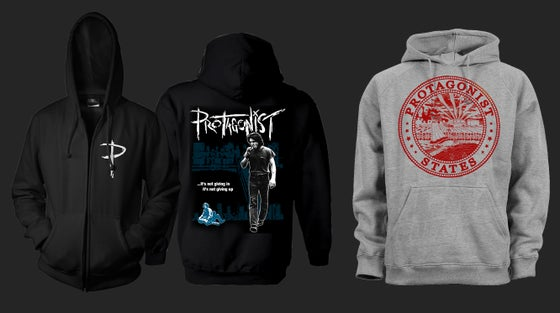 Image of Protagonist Hoodies
