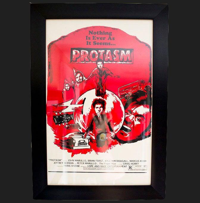 "Image of ""PROTASM"" Poster"
