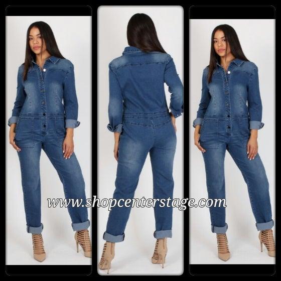 Image of Lolo jean jumper