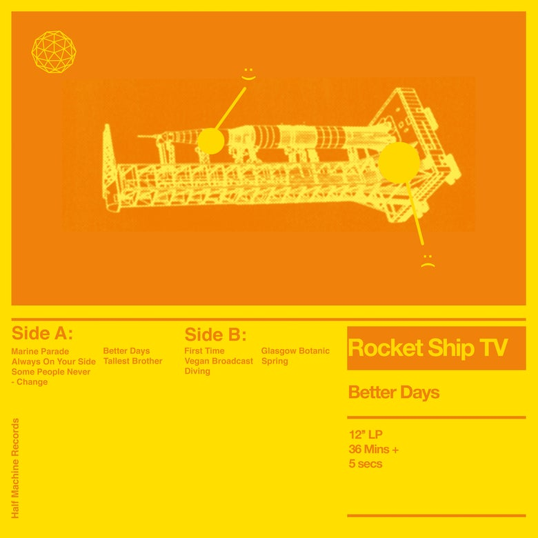 Image of Rocket Ship TV - Better Days