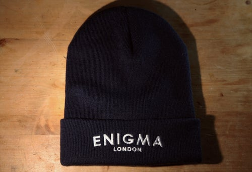 Image of London Beanie - Midnight Blue