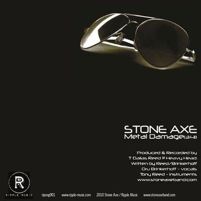 "Image of Stone Axe / Mighty High Split 7"" (Vinyl)"