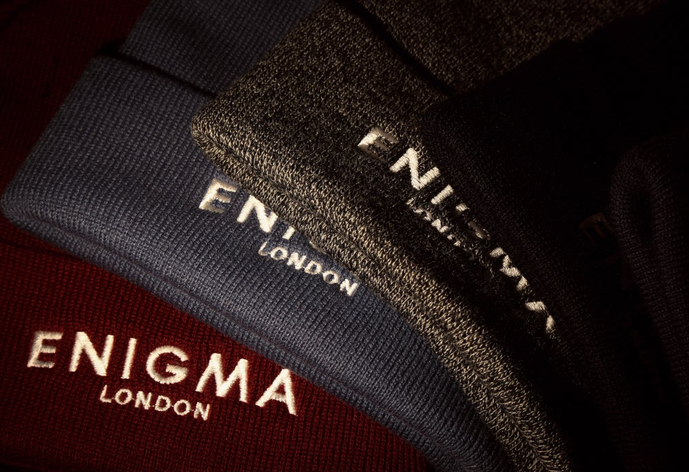 Image of London Beanie - Heather Grey