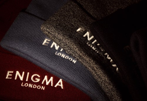 Image of London Beanie - Airforce Blue
