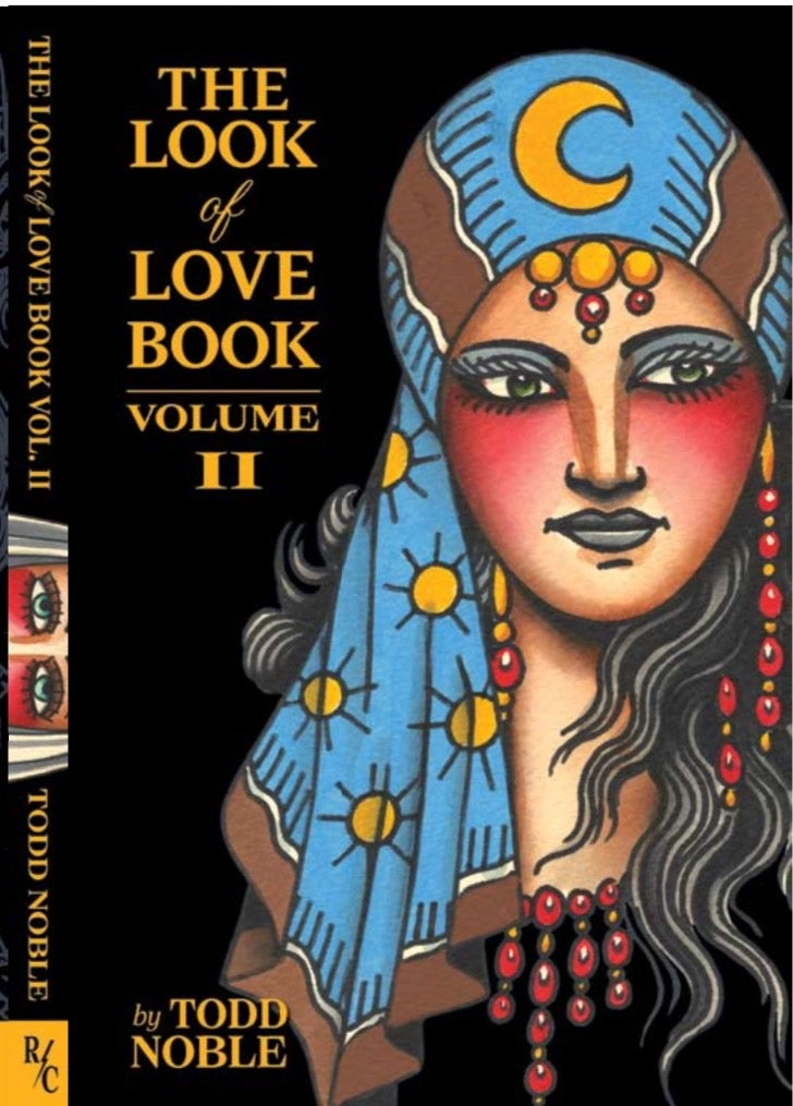 """Image of THE LOOK OF LOVE VOLUME 2 """"BOOK ONLY"""""""
