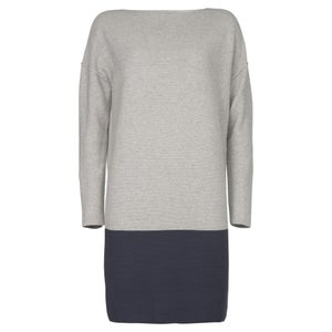 Image of Yaya Knit Jumper Dress