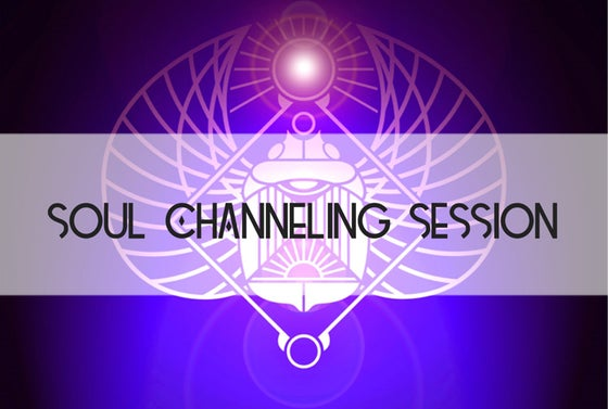 Image of Soul Channeling Session
