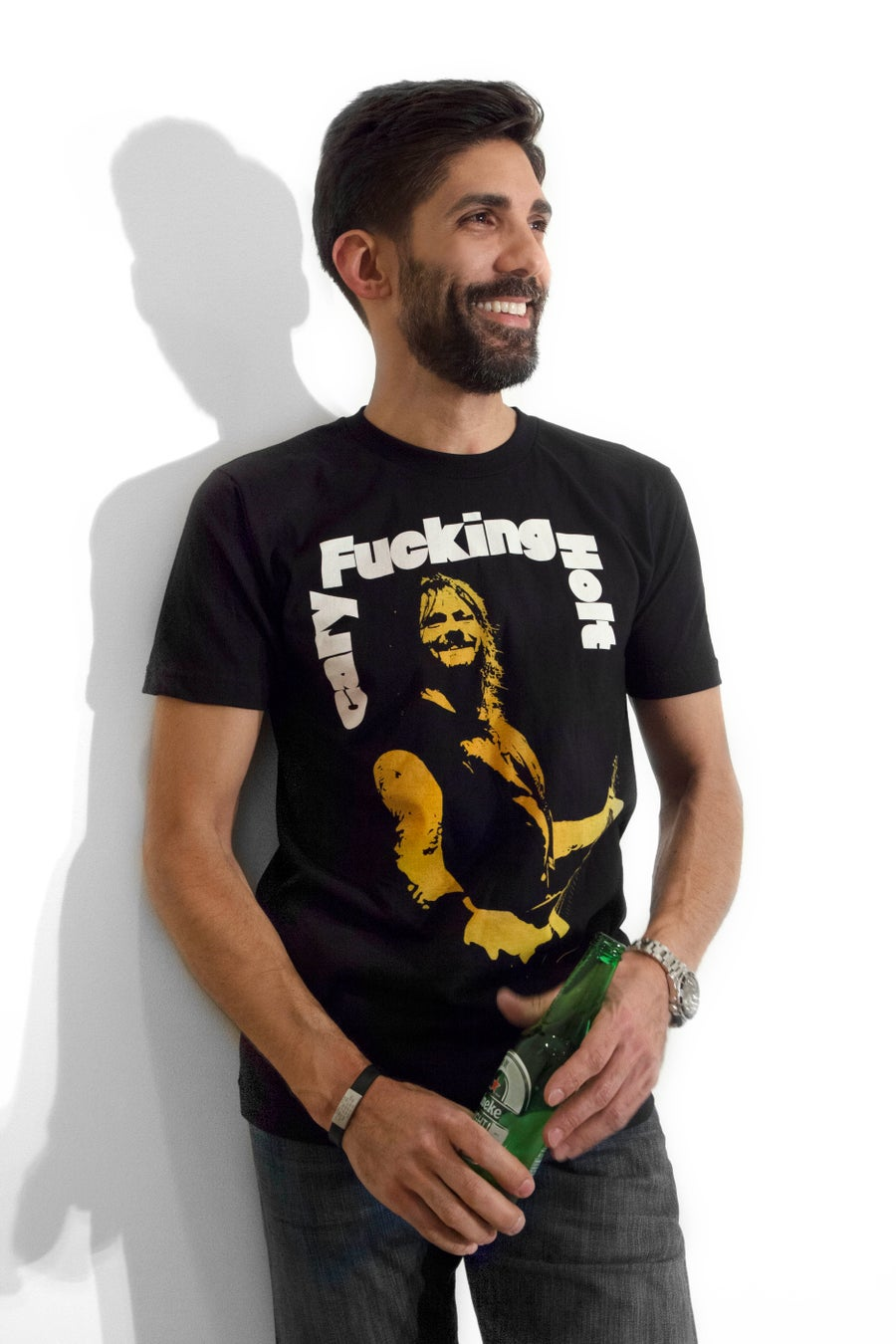 Image of Gary Fucking Holt Tshirt (Large only)