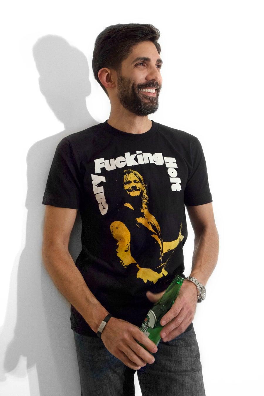 Image of Gary Fucking Holt Tshirt