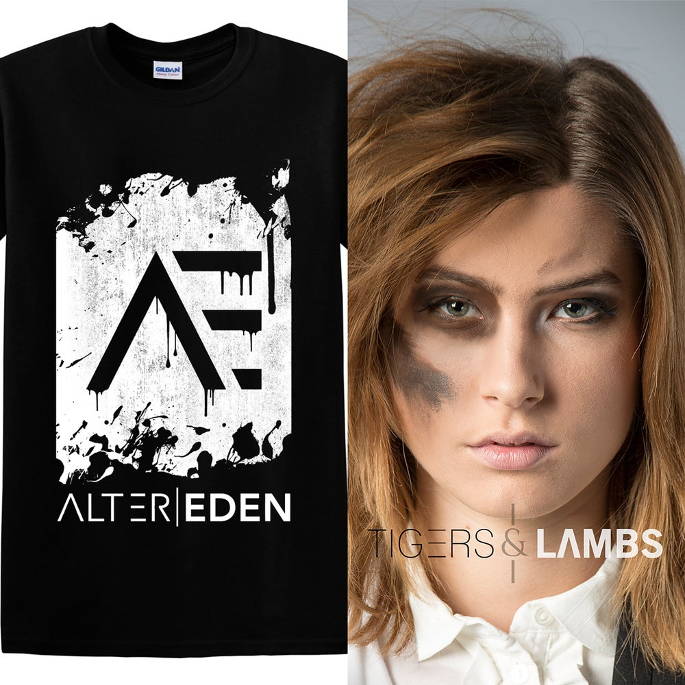 Image of Tigers & Lambs & T-Shirt preorder bundle (released 17th Feb)