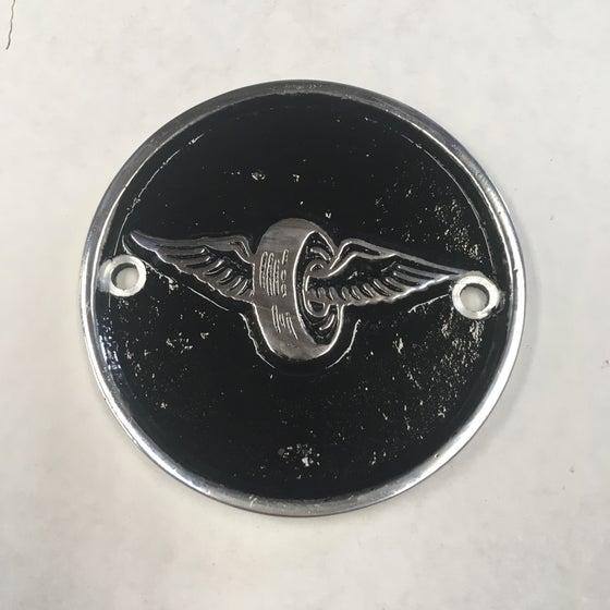 Image of Winged Wheel points cover