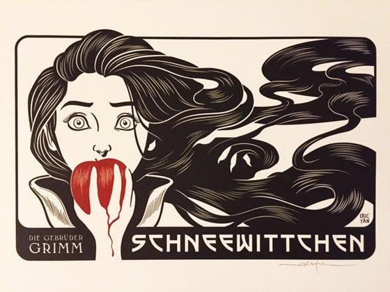 Image of Snow White Letterpress