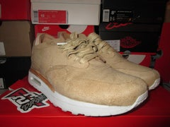 """Air Max 1 Royal """"Summit White/Linen"""" *PRE-OWNED* - FAMPRICE.COM by 23PENNY"""