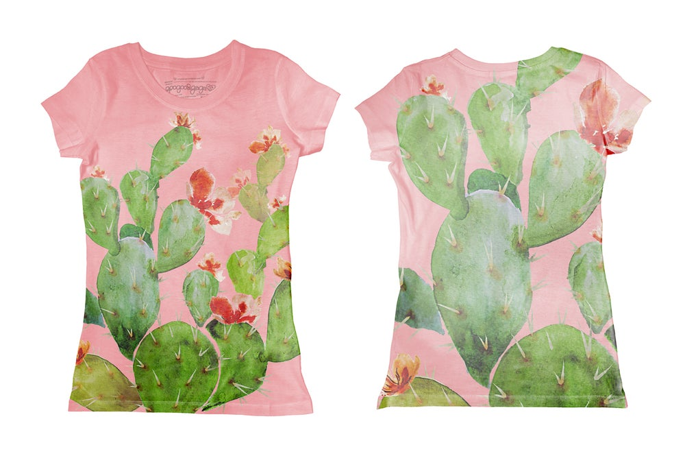 Image of Cactus (Fille)
