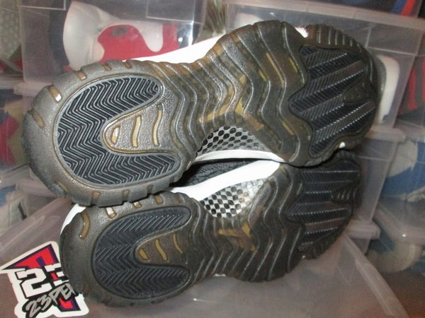 """Air Jordan XI (11) Retro Low I.E. """"Blk/Red"""" 2003 - SIZE11ONLY - BY 23PENNY"""