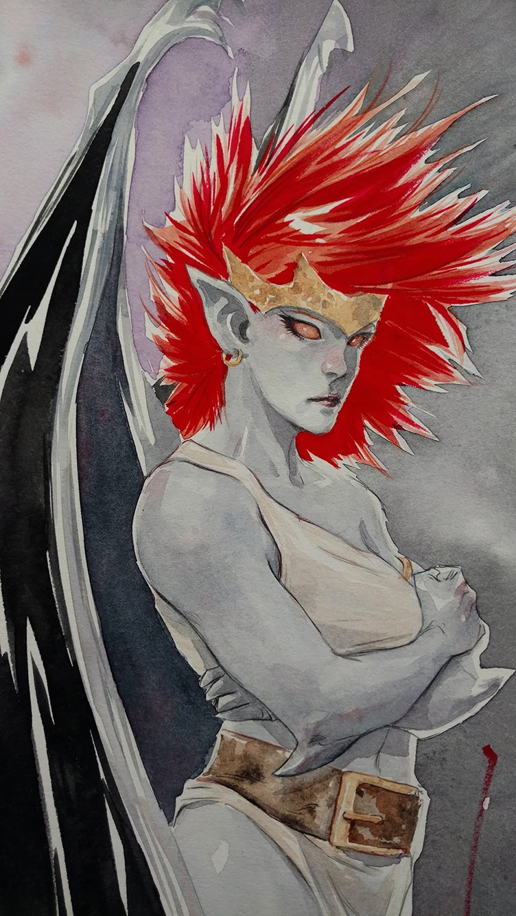 Image of Demona