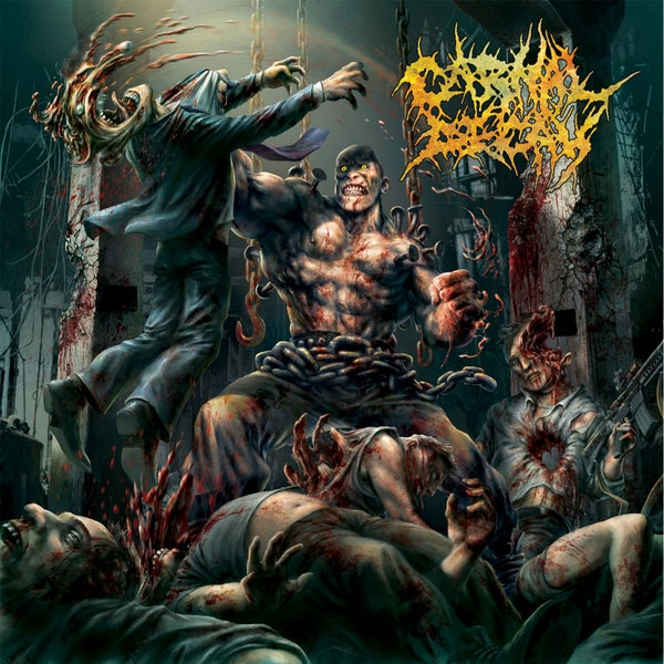 Image of CARNAL DECAY - You Owe You Pay DigiPack-CD [pre-order]